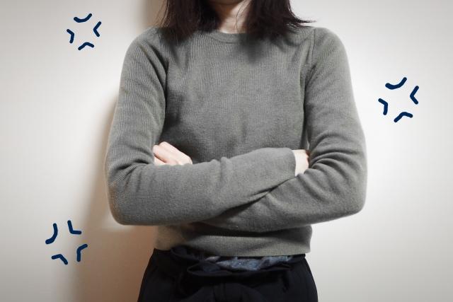 更年期障害:カリカリ・イライラするタイプ