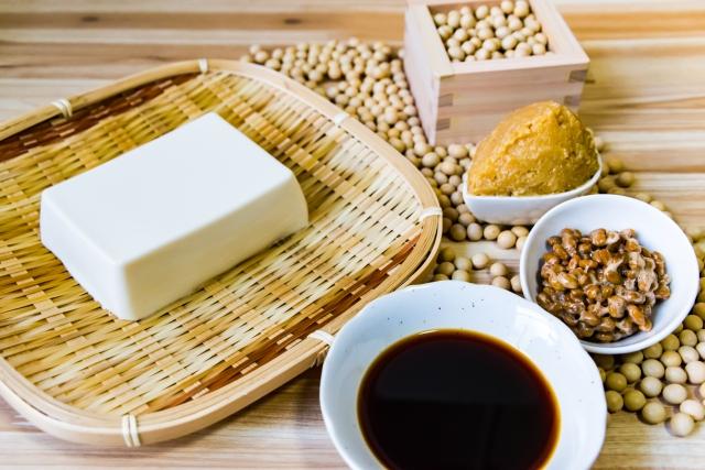 大豆イソフラボンの型には2種類あるらしい