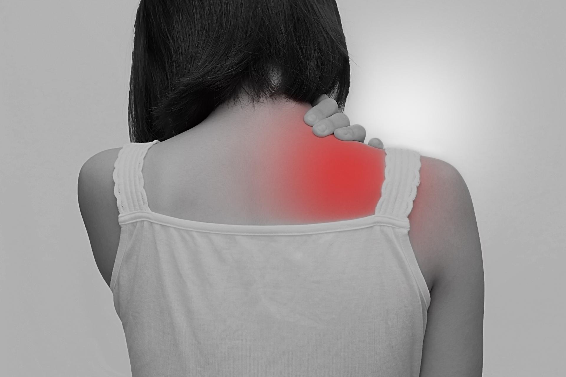 肩こり・首こり・肩甲骨のこり「揉み返し」の対処法の誤解