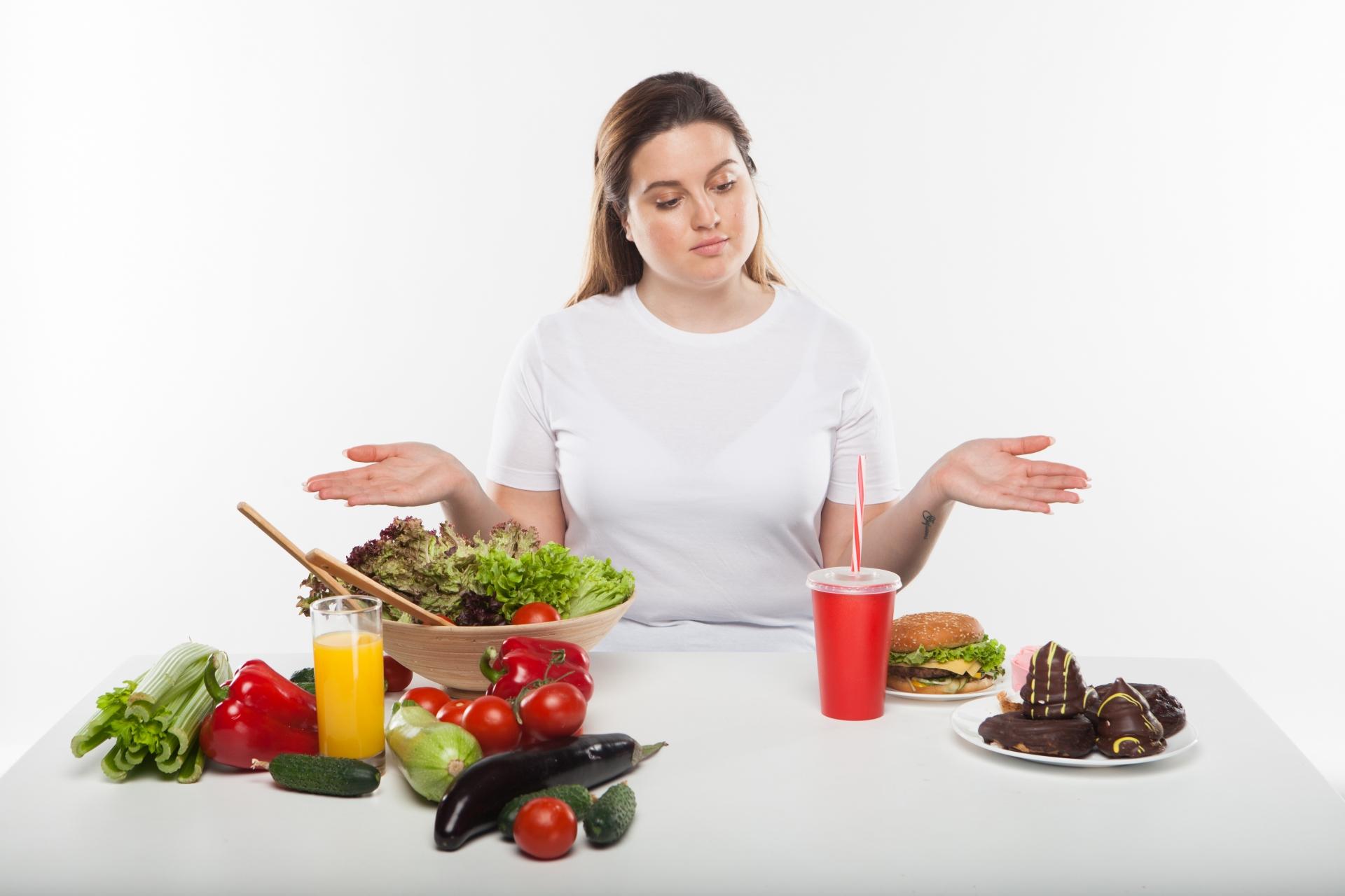本当に痩せられる食べ方10つのルール