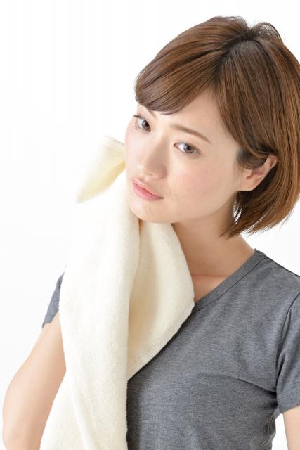 更年期の汗対策は「汗腺トレーニング」がおすすめ