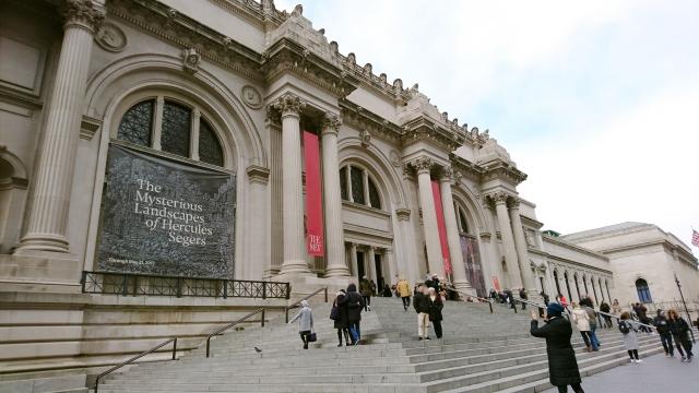 博物館・美術館巡りをする