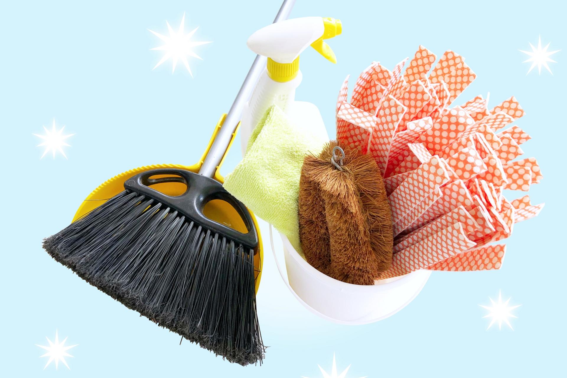 掃除嫌いが11月から始める大掃除計画