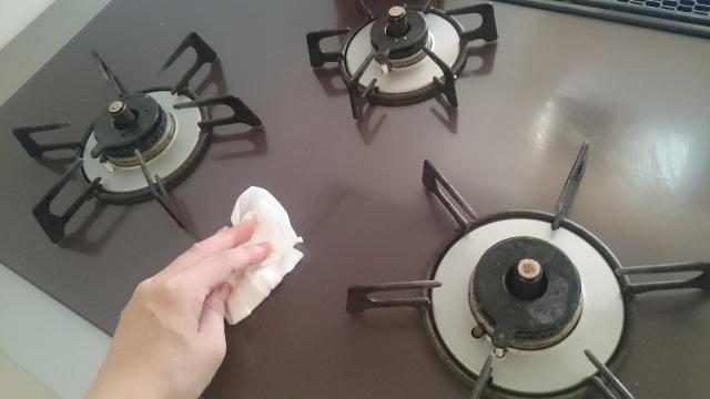 重曹ペーストはこんな汚れにおすすめ