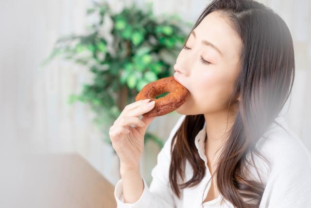 エストロゲンの減少は満腹中枢に影響